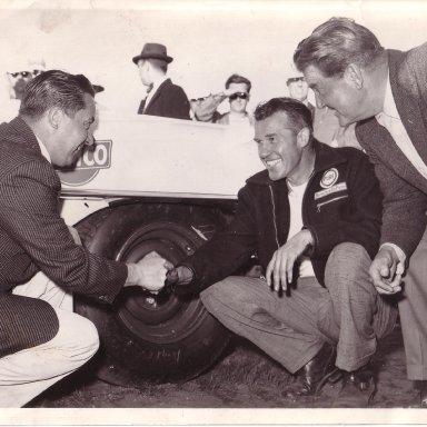Lee Petty at Darlington 1959