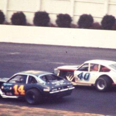 Billy Hensley-40- Harold Smith Car.