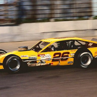 GEORGE KENT #26 1988 MODIFIED