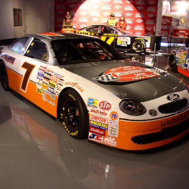 WINSTON CUP MUSEUM