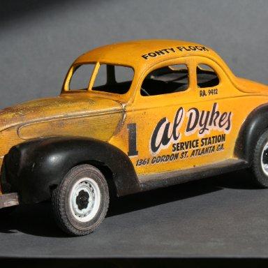 Fonty Flock - Al Dykes 39 Ford.