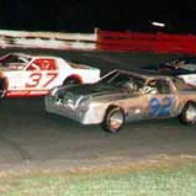 Paul McFarland Racing #92 at ODS