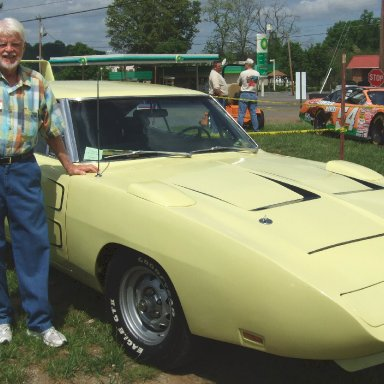 Dr Tarr and his Daytona