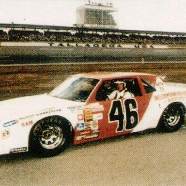 Travis Tiller Car