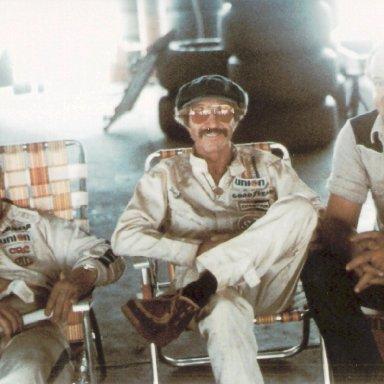 Blacky Wangerin, Marty Robbins, Travis Tiller