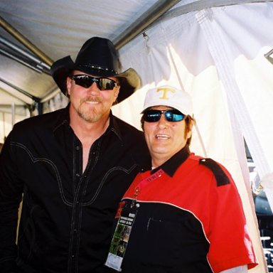 Trace Adkins & Lee Roy Mercer