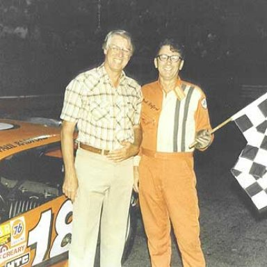 Radford and Glenn Wood