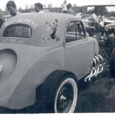 1960 Augusta International Speedway - Fiat dragster - 14