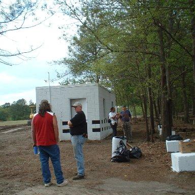 Jeffery Coward/Jeff Gilder/Columbia Speedway Cleanup