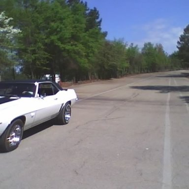 My 69 on the Columbia Speedway