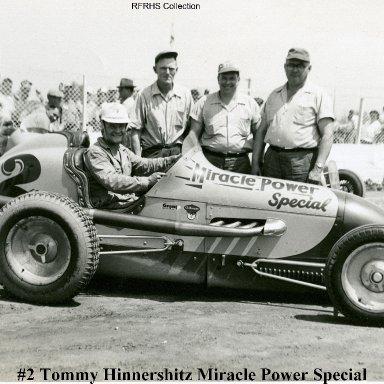 #2 Tommy Hinnershitz