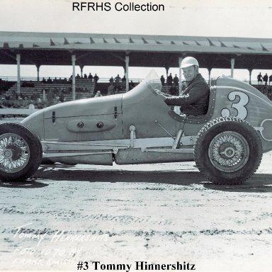 #3 Tommy Hinnershitz