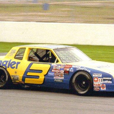 1984 #3 Dale Earnhardt at Daytona
