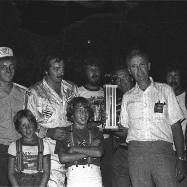 Hickory Speedway, NC   1979-1980