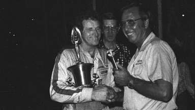 New Asheville Speedway, NC   1979