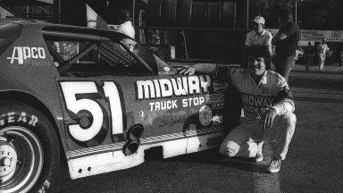 New Asheville Speedway, NC   1980