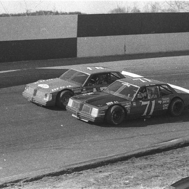 Hickory Speedway  79-80