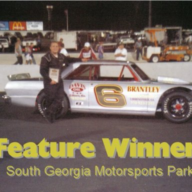 Feature Winner South GA Motorsports Park