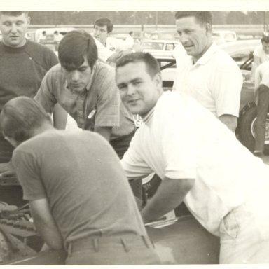 Larry Drawdy Sr/ Savannah Speedway