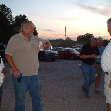 Debby and Rusty Dawson, Tim Leeming/Columbia Speedway