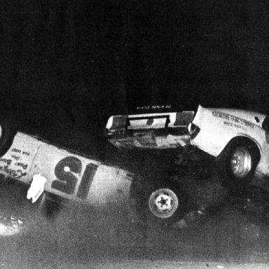 Myrtle Beach Speedway - 1975