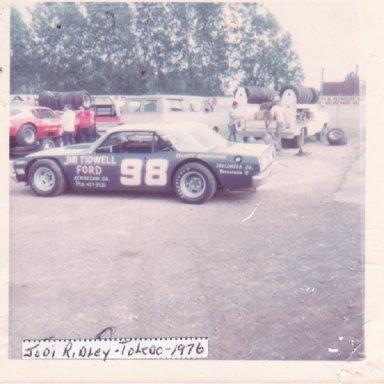 Jody Ridley Toledo 1976