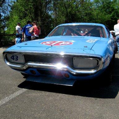 Famous 43 car Saturday