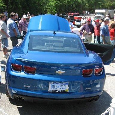 New 2010 Camaro