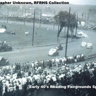 Early 40s Modifieds