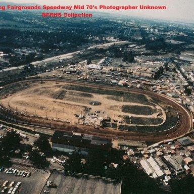 Reading Fairgrounds Speedway