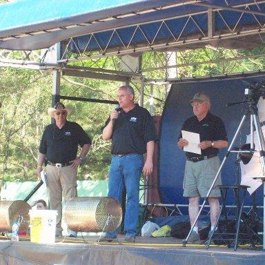 Tim Leeming, Jeff Gilder & Jim Seay