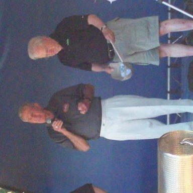 Ned Jarrett & Jim Seay