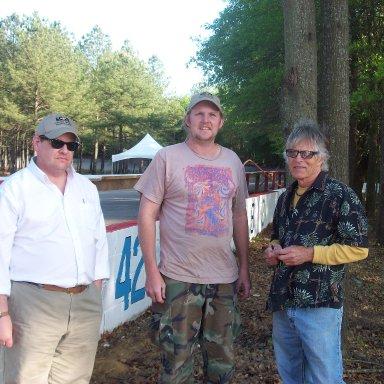 Robbie Solesbee, Jimmie Collins & Lil' Bud Moore