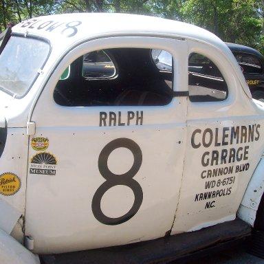 Ralph Earnhardt Race Car