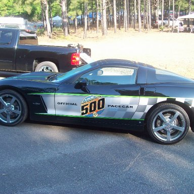 Official Indy 500 Pace Car