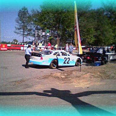 Love Chevrolet Columbia Speedway RacersReunion Spring Festival 2009..Whew!