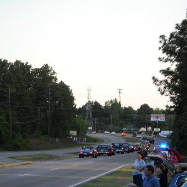 Columbia Speedway Parade