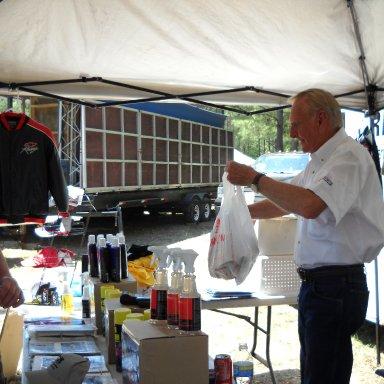 Jimmy Johnson/Columbia Speedway