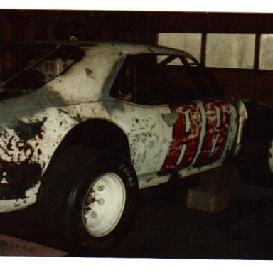 OLD SAM ARD CAR GIVEN TO ME BY MONK TATE