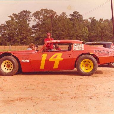 Larry Sr car 14
