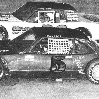 Franklin County Speedway 1980's