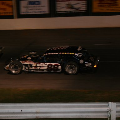 Randy  at Franklin Co. Speedway 2008
