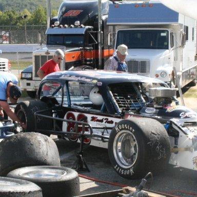 Tate Racing #87 &  # 88
