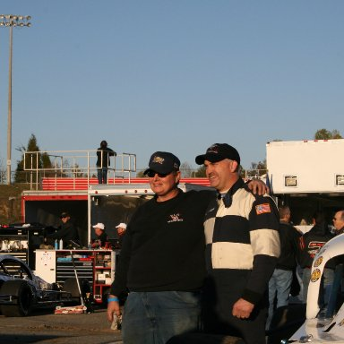 Jeff Tate and Donnie Lacks 2007