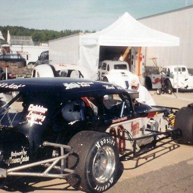 car #88- Monk's Junk