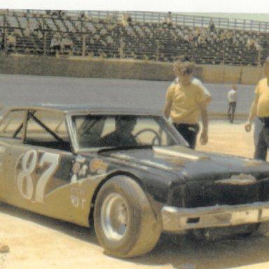 Monk's car driven by Kent Fogelman