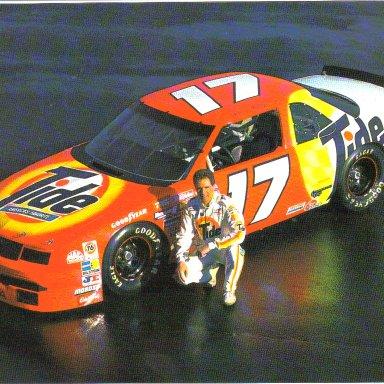 1990 #17 Darrell Waltrip Tide