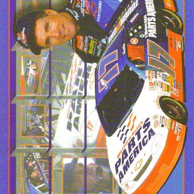 1996 #17 Darrell Waltrip Western Auto