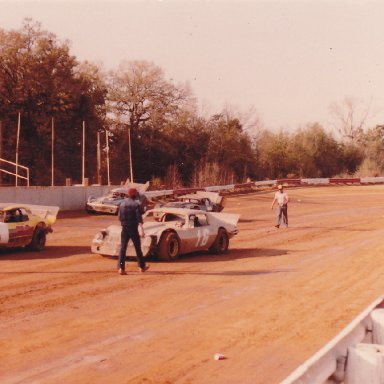 Hal McGraw at Oglethorpe Speedway 0016