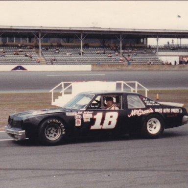 #18 Hal McGraw - Daytona 0242
